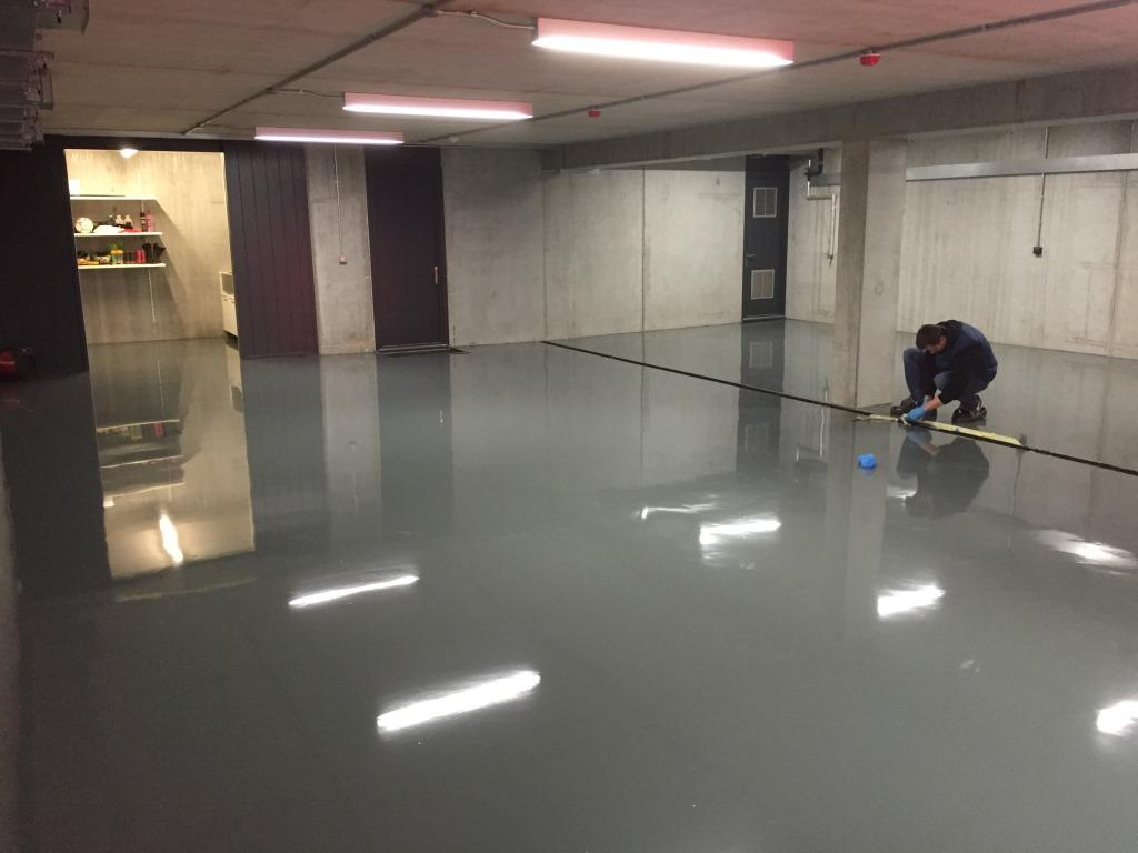 epoxy flooring cost uk find out how much your flooring will cost rh flexflooring co uk Epoxy Floor Installers Epoxy Floor Contractors Near Me