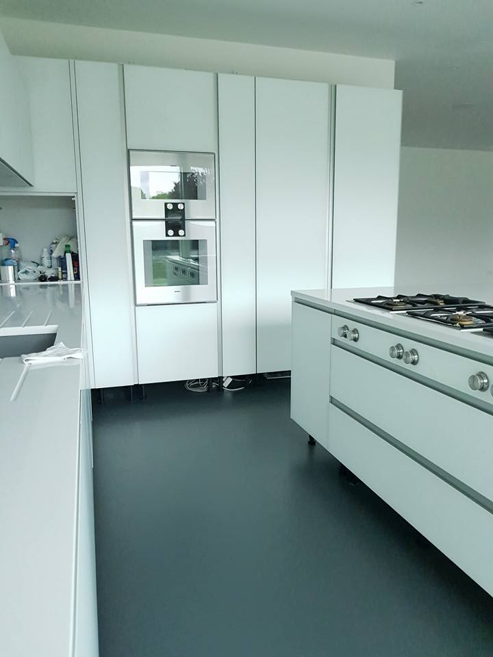 Kitchens - FlexFlooring