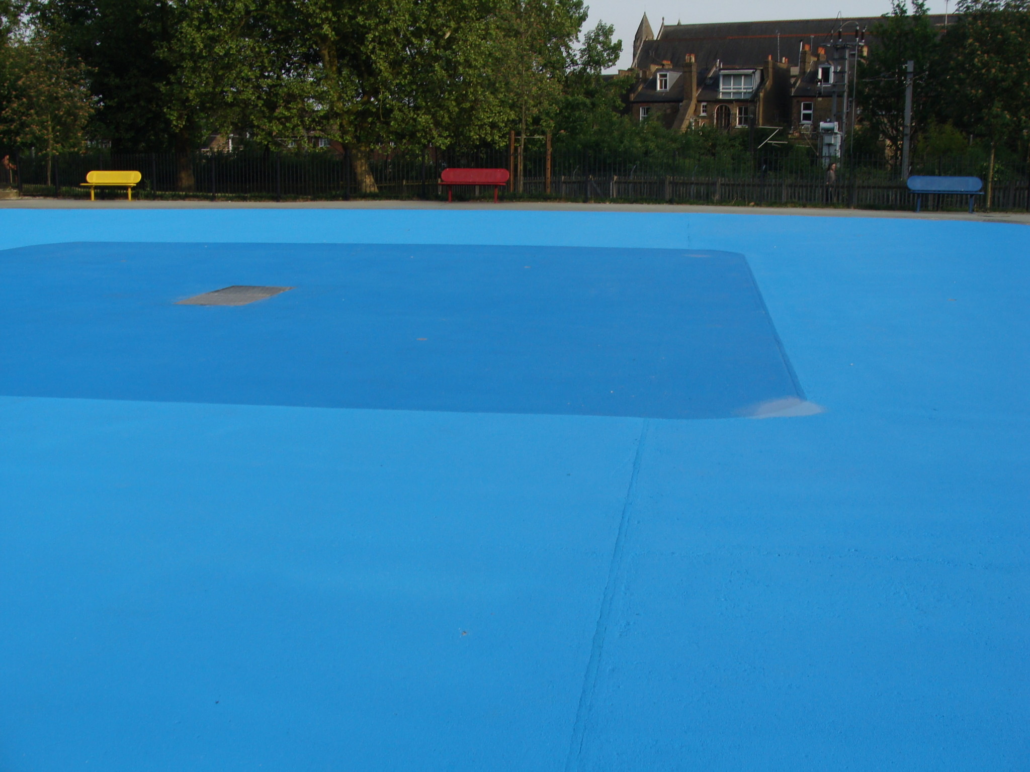 Paddling Pool Surfacing Resin Bound Surfaces For