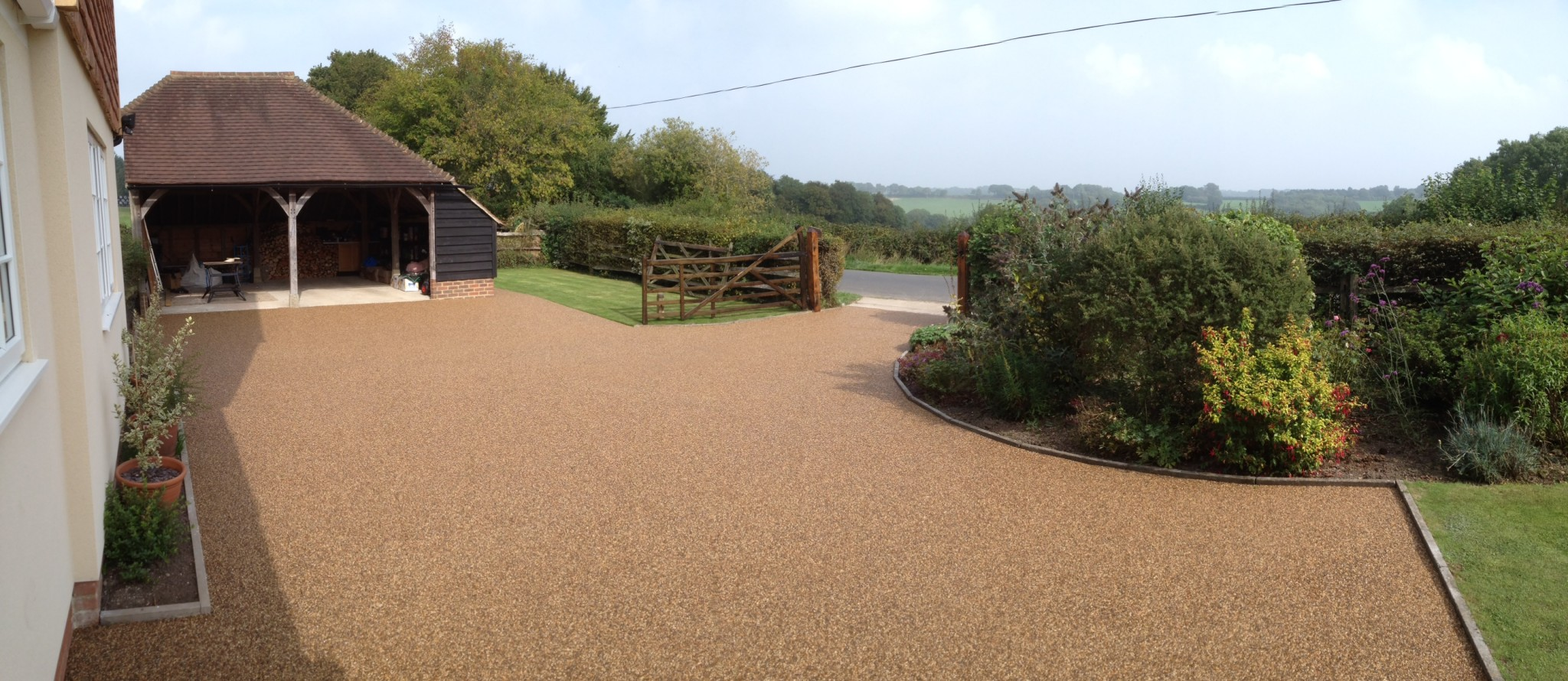 resin driveways in kent commercial and domestic resin drives. Black Bedroom Furniture Sets. Home Design Ideas