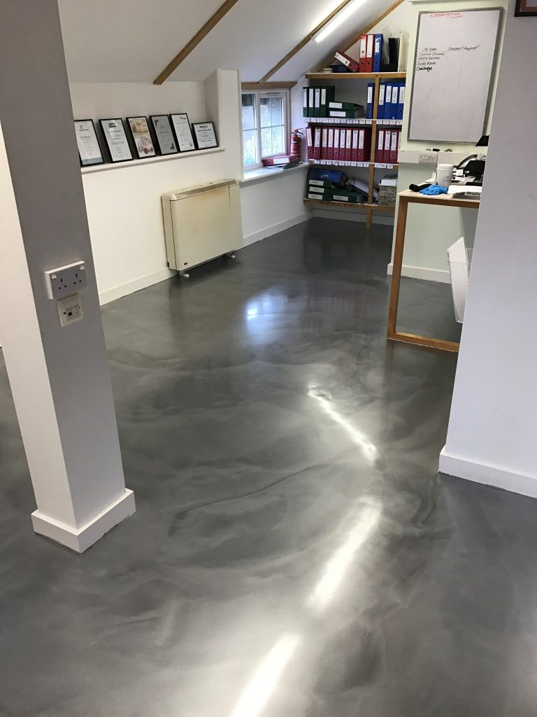 Office Flooring And Shop Flooring | Resin Bound Surfaces From FlexFlooring